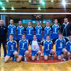 """Odbojkaški klub """"Užice"""" - seniori, 20. oktobar 2013"""