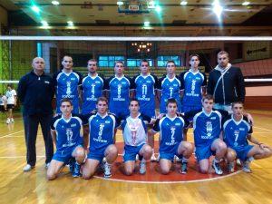 "Odbojkaški klub ""Užice"" - oktobar 2013. godine"