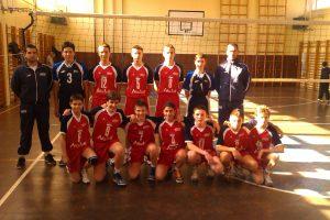 Pioniri Užica uoči utakmice protiv Drine