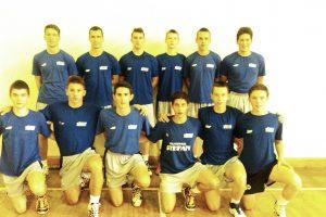 Odličan start juniora Užica u sezoni 2015/16